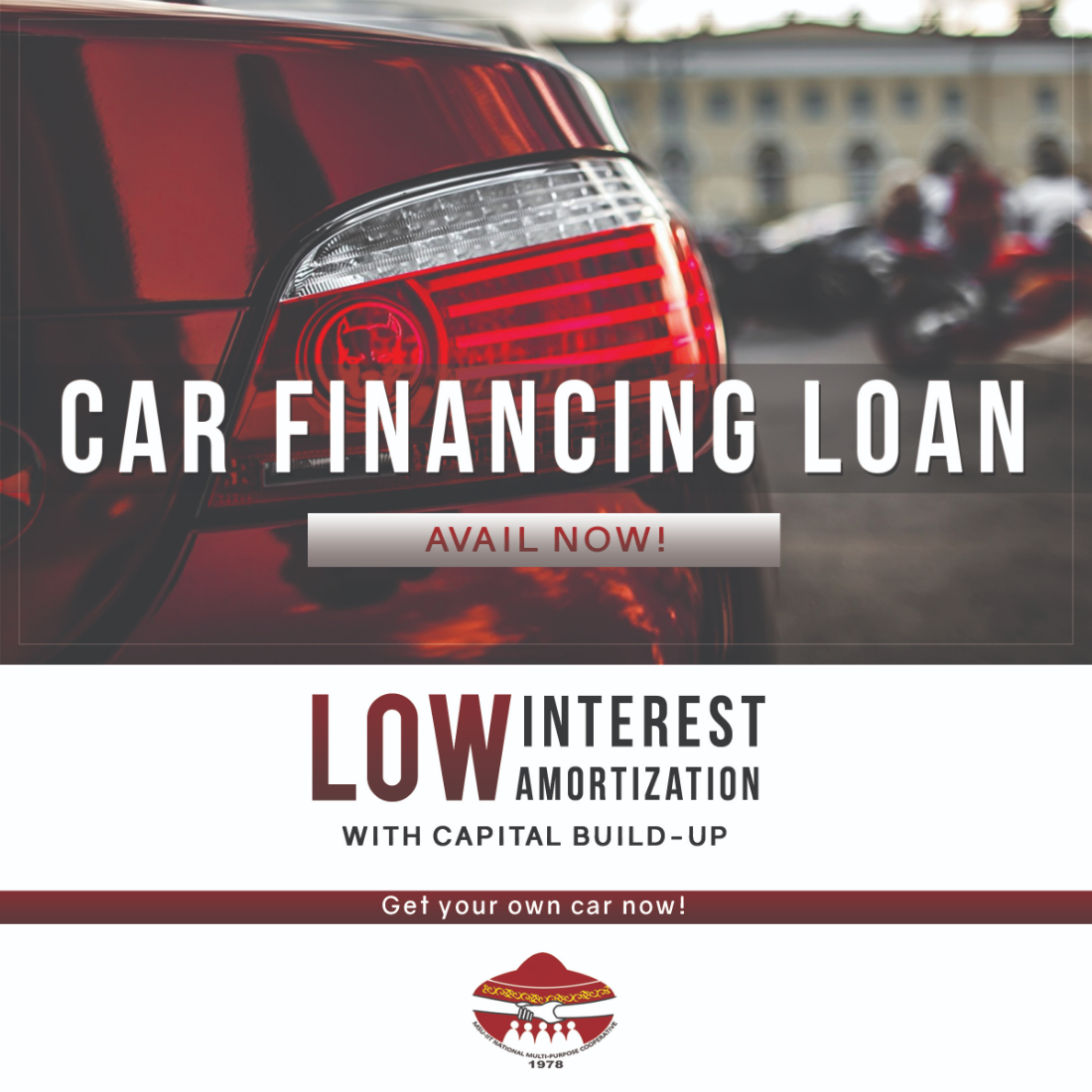 Car financing loan