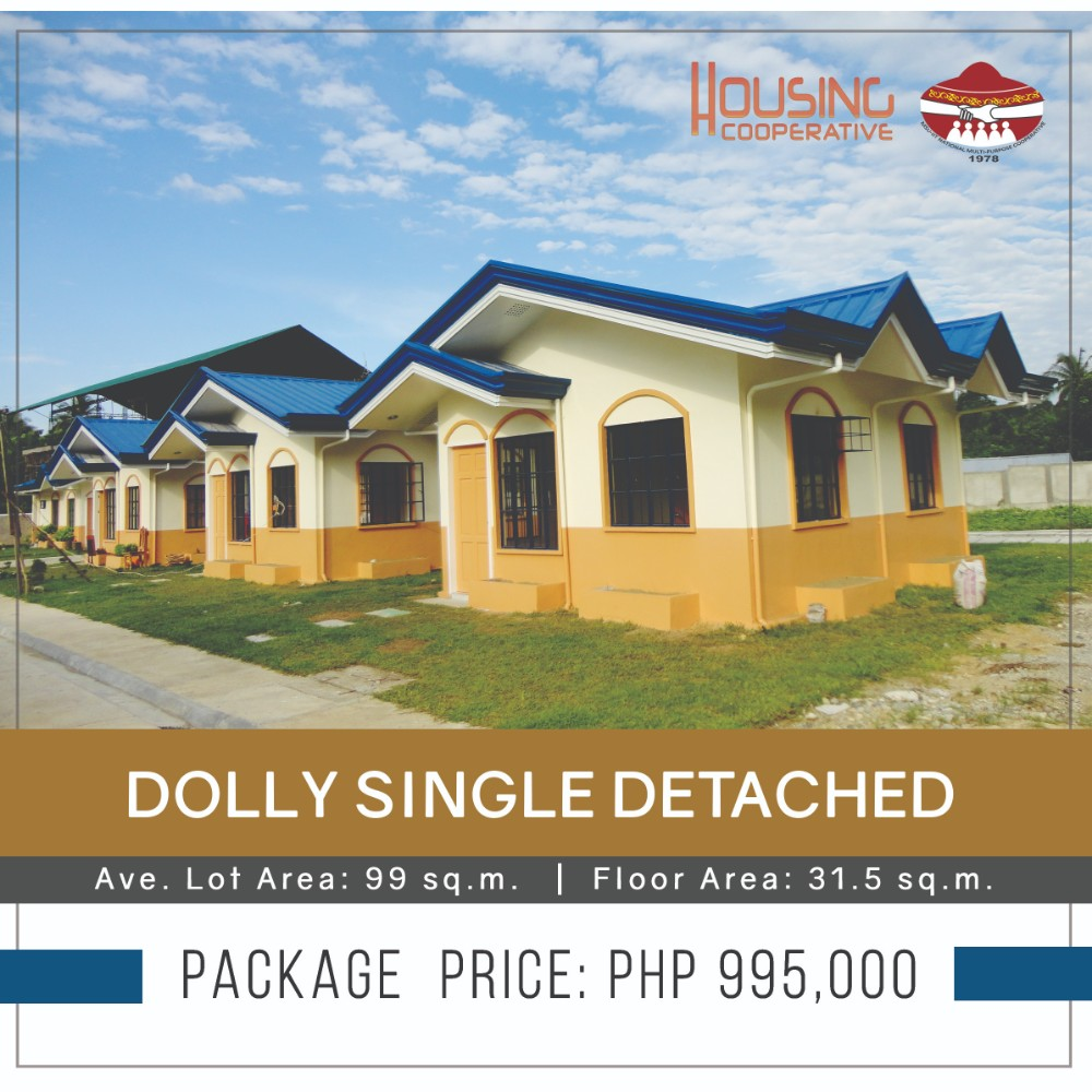 Dolly (Single Detached)
