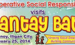 COOP Visits Bantay Bata Center to Give Smiles to Kids