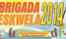 Take a Look Back at MSU-IIT NMPC in its Active Participation in the Recent Brigada Eskwela 2014
