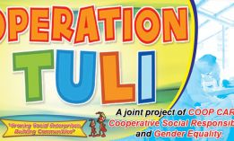 MSU-IIT NMPC Takes Young Digkilaanon Boys to the First Step of Adolescent Life in the Operation Tuli Program of 2014